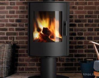 Aga Lawley Pedestal Wood Burning Stove