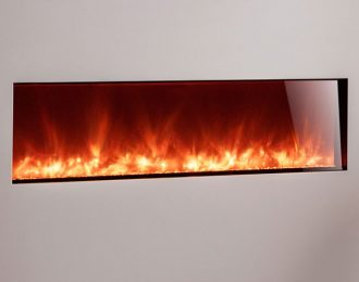 AGA Rayburn Stratus 125 Extra Slim Inset Electric Fire