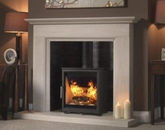 i480e Aylesbury Limestone Fire Surround