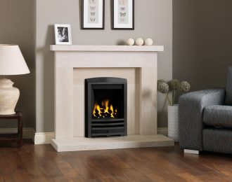 i480e Beckford Limestone Fire Surround