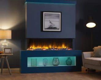 Charlton & Jenrick Polaris 1600 Electric Fire