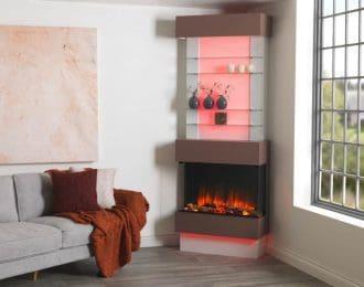 Charlton & Jenrick Polaris 840 Electric Fire