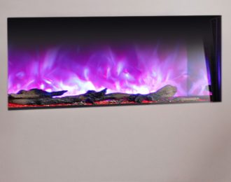 AGA Rayburn Stratus 125 Extra Tall Inset Electric Fire