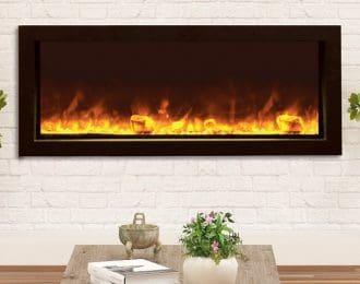 AGA Rayburn Stratus 100 Slim Inset Electric Fire