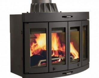 Jøtul I400 Harmony Insert Wood Burning Stove