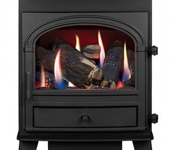 Free Standing Gas Fires Gas Fires Free Delivery By The Fire