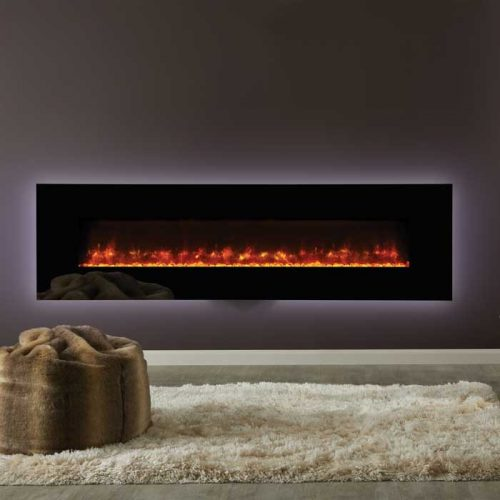 The Gazco Radiance 190W Wall Mounted Electric Fire